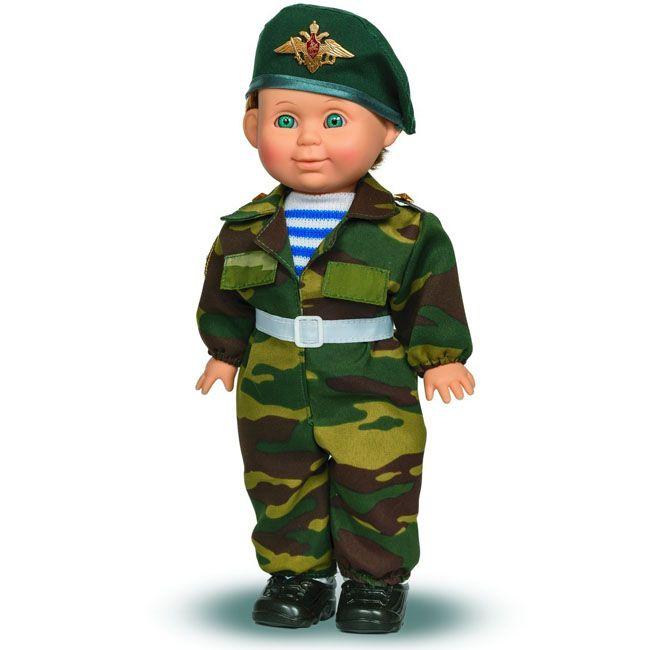 Кукла Митя Пограничник