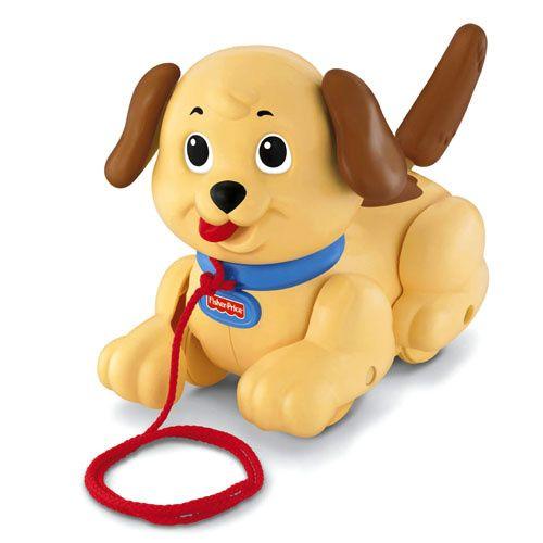 Веселый щенок Fisher-Price (Фишер Прайс)