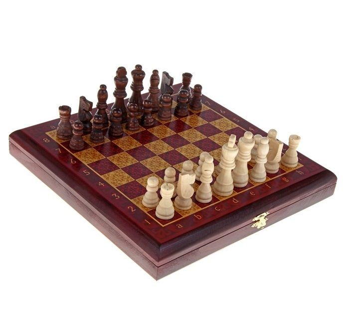 Шахматы малые Классические