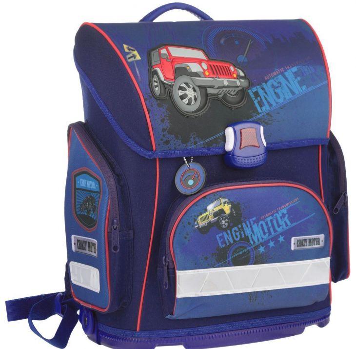 Ранец для мальчика Хатбер Optimum Engine