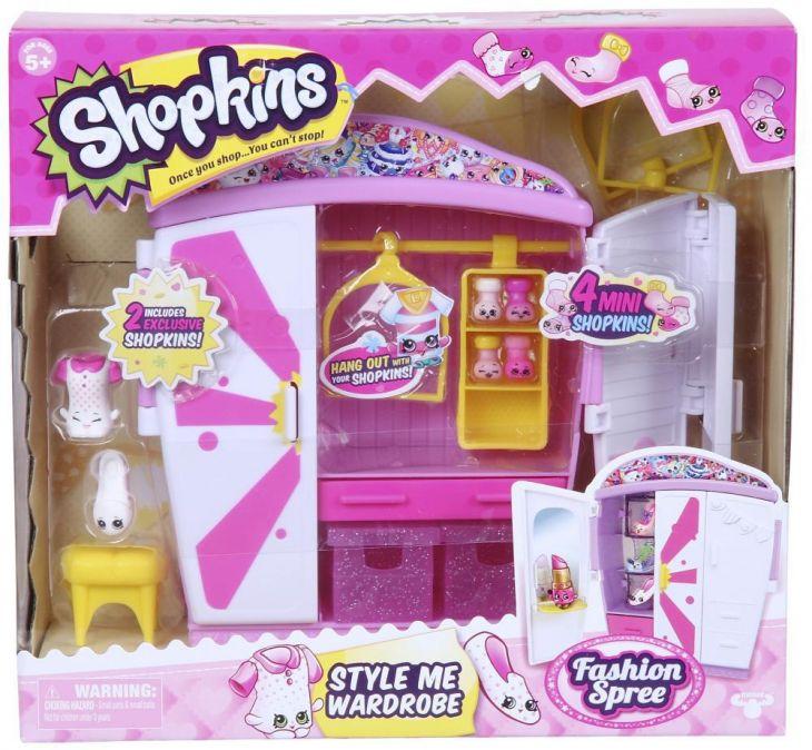 Набор Модный гардероб Shopkins 5