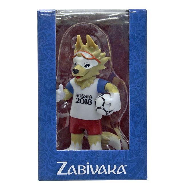 Фигурка Волчонок Забивака ПВХ 9 см (Standard pose) в подарочной коробке